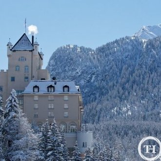 Hotel Schloss Wellness and Family (Pontresina, 1.900 m)